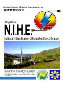 National Intensification of Household Electrification (NIHE)