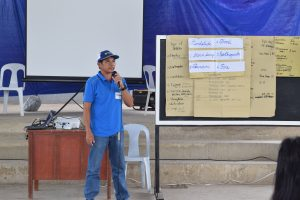 COMMUNITY-BASED DISASTER RISK REDUCTION MANAGEMENT TRAINING, ISINAGAWA