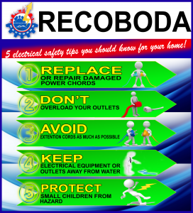 Safety Tips from RECOBODA